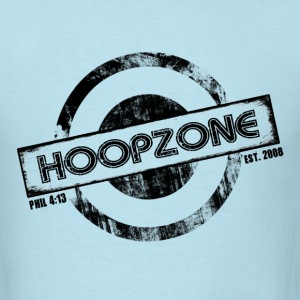 HOOPZONE retro shirt - Men's T-Shirt
