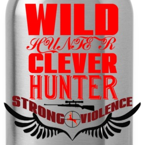 wild Hunter bottle - Water Bottle
