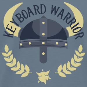 Keyboard Warrior T-Shirts - Men's Premium T-Shirt