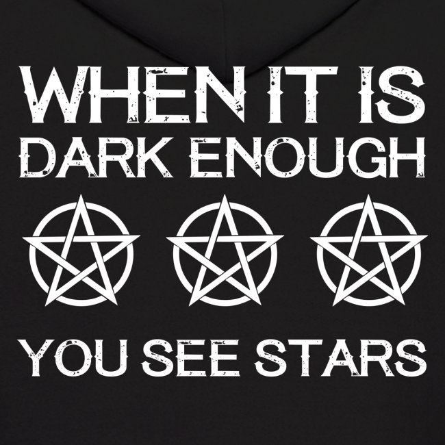 Dark Stars Men's Hoodie