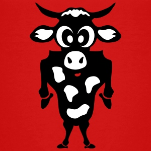 cow drawing animals child 811 Kids' Shirts - Kids' Premium T-Shirt