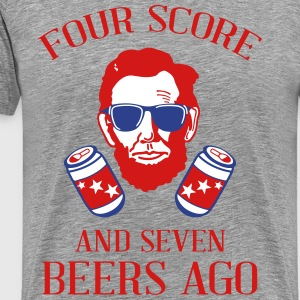 4th of July Party T-Shirts - Men's Premium T-Shirt