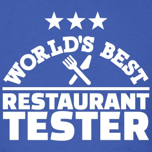Restaurant tester T-Shirts - Men's T-Shirt