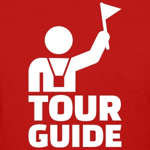 Tour guide Women's T-Shirts - Women's T-Shirt