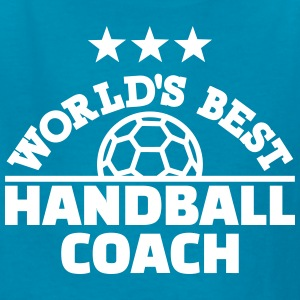 Handball coach Kids' Shirts - Kids' T-Shirt