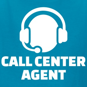 Call center agent Kids' Shirts - Kids' T-Shirt