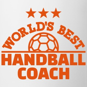 Handball coach Mugs & Drinkware - Coffee/Tea Mug