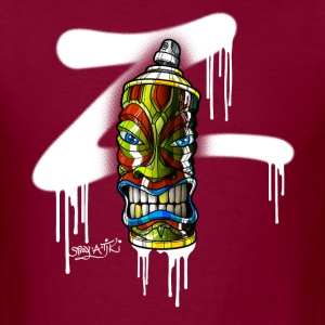 SPRAY A TIKI (Z-01) T-Shirts - Men's T-Shirt