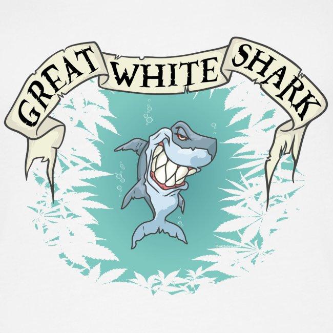 Great White Shark / Strain  - female top