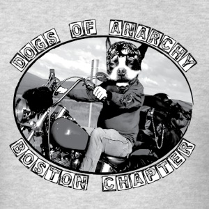 Dogs of Anarchy - Boston T-Shirts - Men's T-Shirt