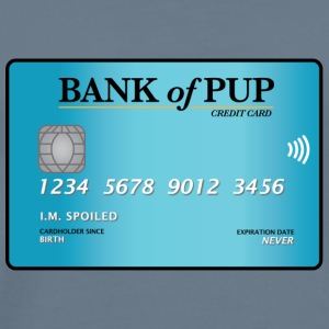 Bank of Pup - Men's Premium T-Shirt