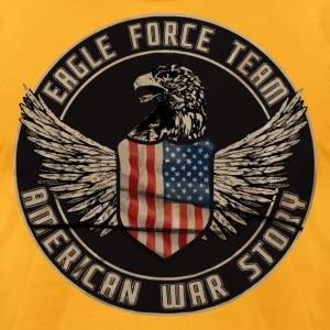 AMERICAN WAR STORY T-Shirts - Men's T-Shirt by American Apparel
