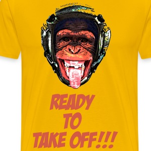 MONKEY-tshirt - Men's Premium T-Shirt