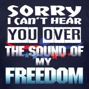 SOUND OF FREEDOM T-Shirts - Men's T-Shirt