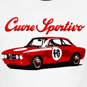 alfa gta T-Shirts - Men's Ringer T-Shirt