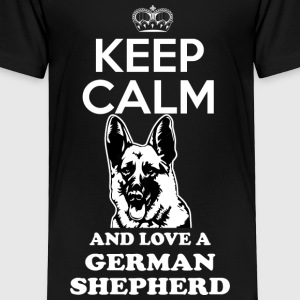 german shepherd Baby & Toddler Shirts - Toddler Premium T-Shirt