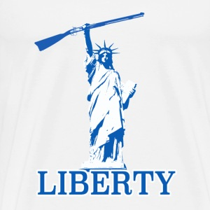 Liberty 2A - Men's Premium T-Shirt