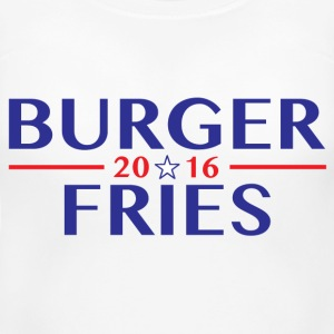 Burger Fries 2016 Women's T-Shirts - Women's Maternity T-Shirt