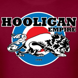 Mod Hooligan T-Shirts - Men's T-Shirt