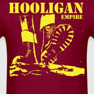 Hooligan Empire MoonStomp T-Shirts - Men's T-Shirt