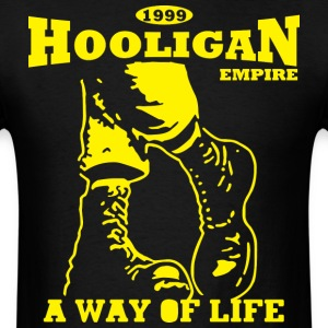 Boots A Way of Life  Hooligan Empire T-Shirts - Men's T-Shirt