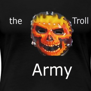 Troll United - Women's Premium T-Shirt