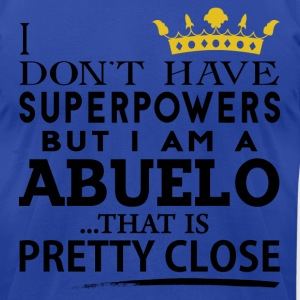SUPER ABUELO! T-Shirts - Men's T-Shirt by American Apparel