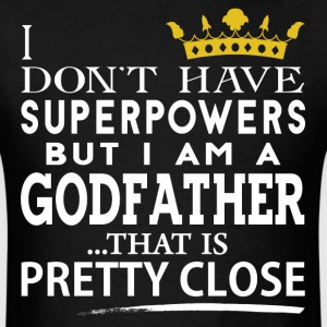 SUPER GODFATHER! T-Shirts - Men's T-Shirt
