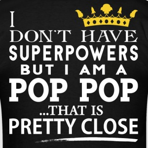 SUPER POP POP! T-Shirts - Men's T-Shirt