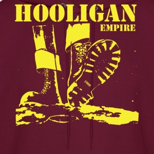 Hooligan Empire MoonStomp Hoodies - Men's Hoodie