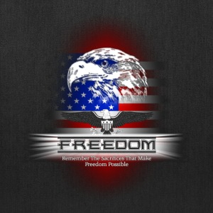 Freedom - Remember The Sacrifice Tote Bag - Tote Bag
