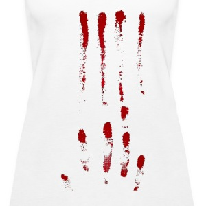 Bloody Hand Tanks - Women's Premium Tank Top