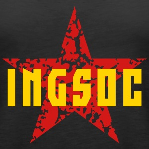 INGSOC (English Socialism) Tanks - Women's Premium Tank Top