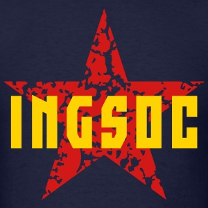 INGSOC (English Socialism) T-Shirts - Men's T-Shirt