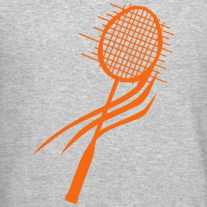 badminton racket schlager 811 Long Sleeve Shirts - Crewneck Sweatshirt