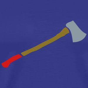 an axe T-Shirts - Men's Premium T-Shirt
