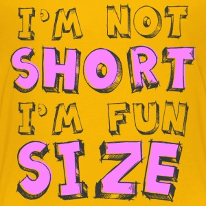 Fun size - Toddler Premium T-Shirt