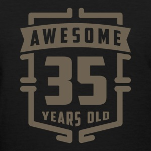 Awesome 35 Years Old - Women's T-Shirt