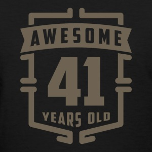 Awesome 41 Years Old - Women's T-Shirt
