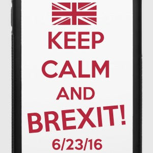 Keep Calm and BREXIT Phone & Tablet Cases - iPhone 6/6s Rubber Case