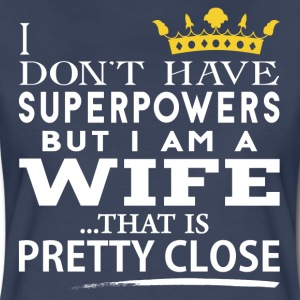 SUPER WIFE! Women's T-Shirts - Women's Premium T-Shirt