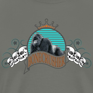 Bone Crusher T-Shirts - Men's Premium T-Shirt