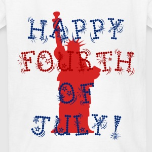 Kids Fourth Of July Design - Kids' T-Shirt