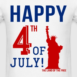 Fourth of July Tee for Men - Men's T-Shirt