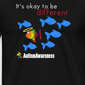 Autism Awareness T-Shirts - Men's Premium T-Shirt