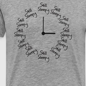 Still Sleepy T-Shirts - Men's Premium T-Shirt