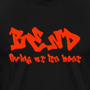 Bend Grafitti - Men's Premium T-Shirt