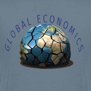 GLOBAL ECONOMY T-Shirts - Men's Premium T-Shirt
