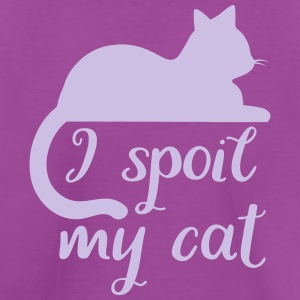 i spoil my cat Baby & Toddler Shirts - Toddler Premium T-Shirt