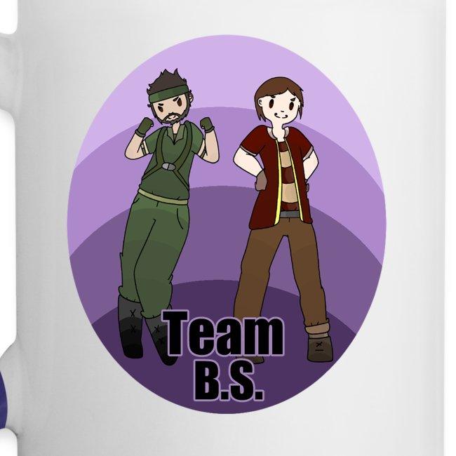 Team B.S. Mug (Style 1) - Left Handed